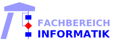 Logo des Fachbereichs Informatik der Technischen Universität Kaiserslautern