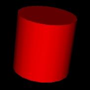 Ein Zylinder