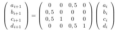 LGS in Matrix Schreibweise