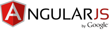 Logo von AngularJS von Google - Schriftzug