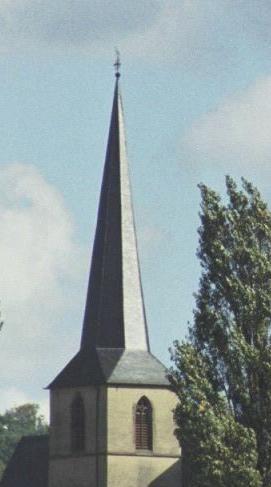 Kirchturmdach